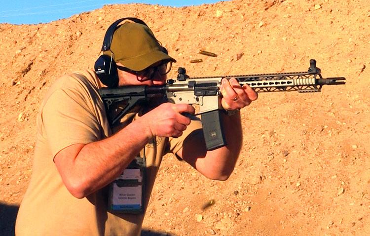 Will at SHOT 2014
