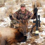Eric Verwoest with his Eastern Oregon Elk