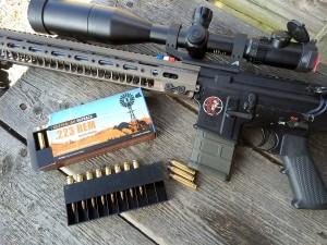 Range Report – Australian Outback Ammo .223 55gr BlitzKings