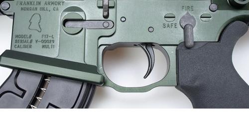 Franklin Armory Begins Shipping the F17-L – 17WSM AR15