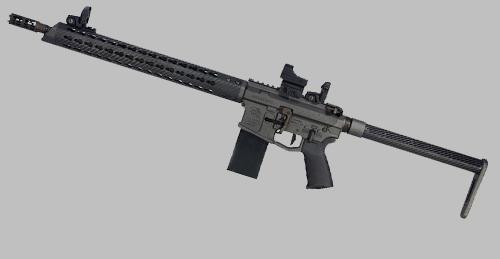 Houlding Precision Firearms Wraith – Six Pound Rifle