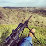 Hunting California Deer with an AR15 in 5.56 Caliber