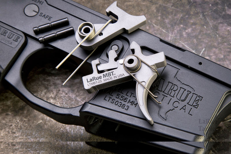 LaRue Tactical MBT-2S Trigger Announced