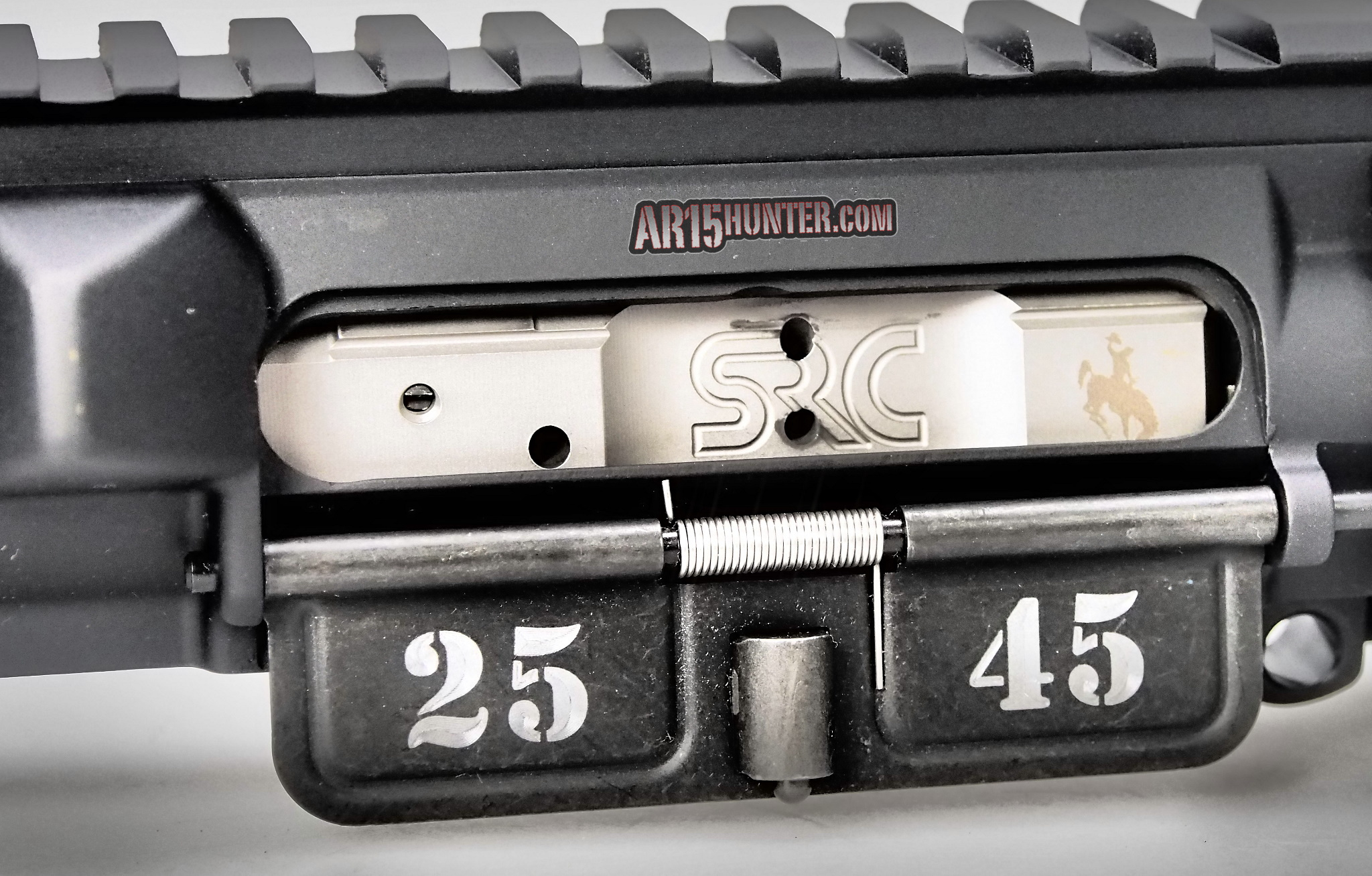SRC Arms is Now Offering 25-45 Sharps Complete AR15 Uppers