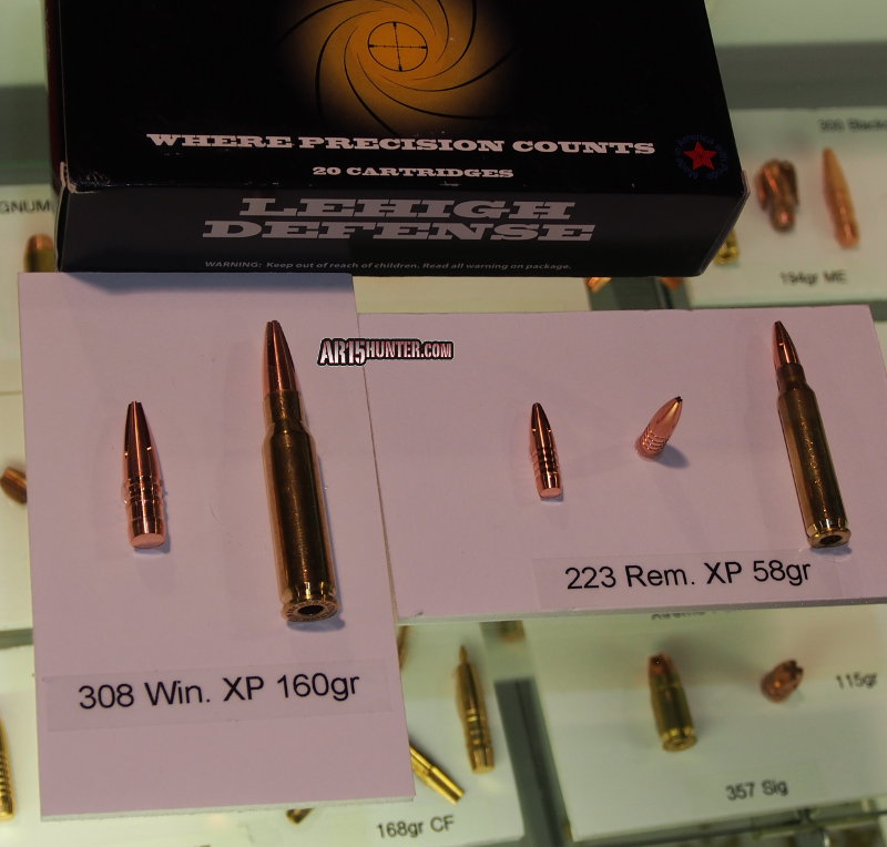 Lehigh Defense Releases New Xtreme Penetrator Lead Free Rifle Bullets and Ammo