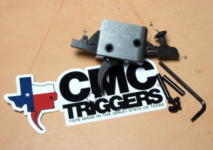 CMC Triggers 2/2 2-stage AR15 Trigger Review