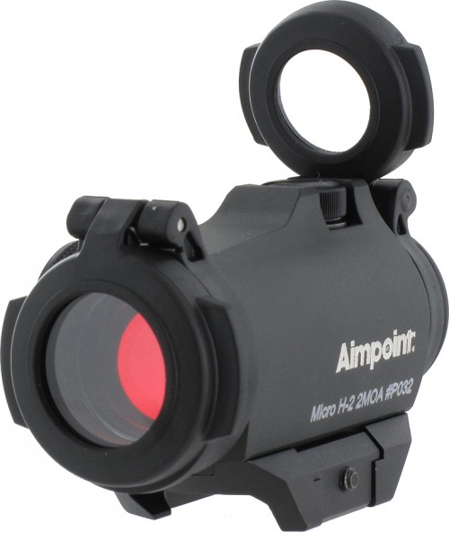 Aimpoint Launches New Micro H-2 Hunting Sight
