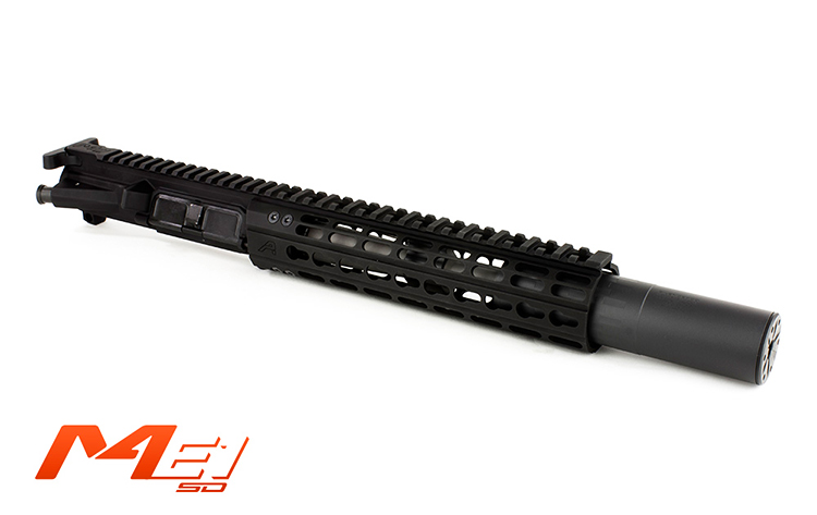 Aero Precision M4E1-SD Dedicated Suppressed Upper Receiver Announced