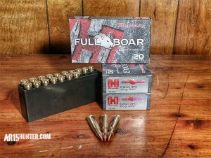 Hornady Full Boar Ammunition - 100 Grain GMX
