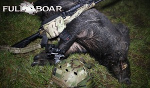 First Hunt with the Hornady 6.8SPC – 100 Grain GMX Full Boar Ammo