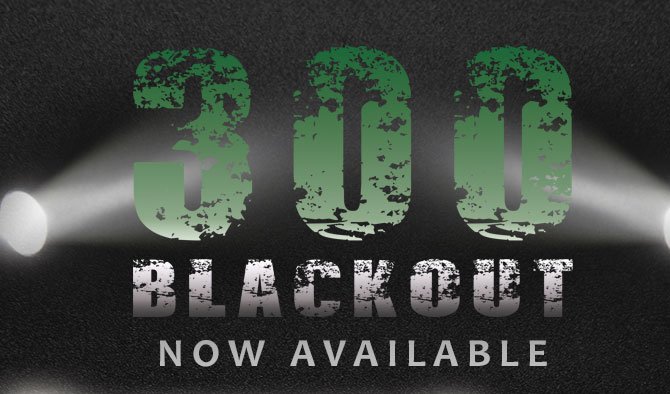 Stag Arms is Now Offering 300 Blackout AR-15 Rifles