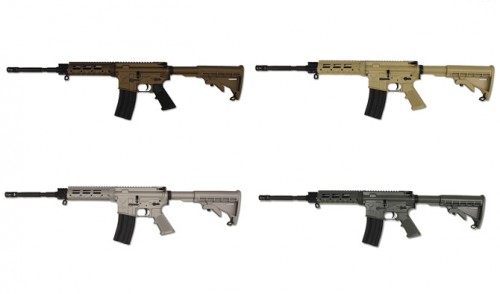 Stag Arms Now Offers New Color Options For Some Rifles