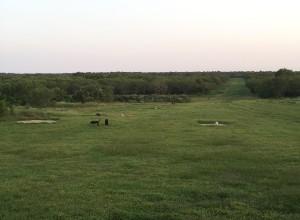Practice Range During Daylight
