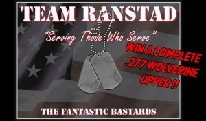 Team Ranstad Raffle Win A 277 Wolverine Upper and Support The Cause