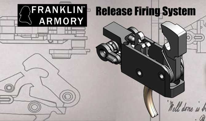Franklin Armory Announces the Release Firing System for Varmint Hunters