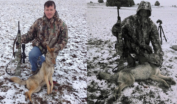 Predator Hunt Report From the Forests of Northern California