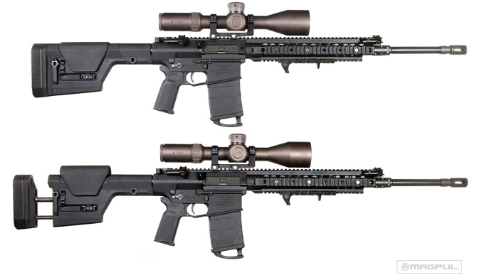 Magpul Announces the Precision Rifle Stock Gen 3