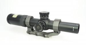 Nikon M-223 1.5-6×24 BDC 600 Rifle Scope Review