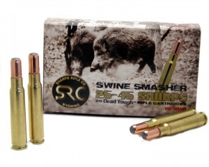 New 25-45 Sharps Swine Smasher Ammo