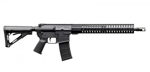 The New CMMG MkW Anvil in .458 SOCOM
