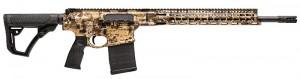 New Daniel Defense Ambush 308 Rifle in Kryptec Highlander