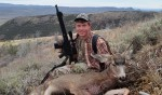 Nevada Mule Deer Hunt with an AR