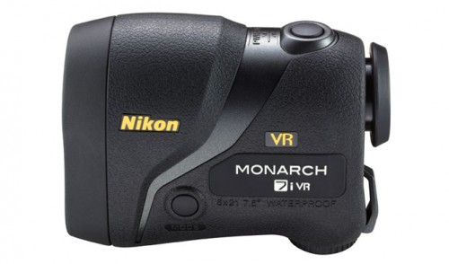Nikon Announces the First Optical Vibration Reduction Laser Rangefinder
