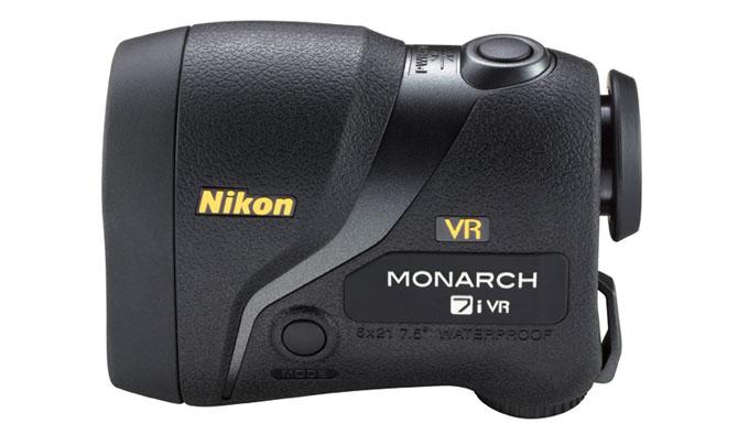 Nikon Announces the First Optical Vibration Reduction Laser Rangefinder