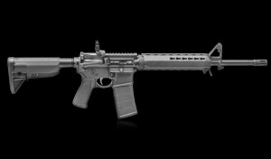 The New Springfield Armory SAINT AR15