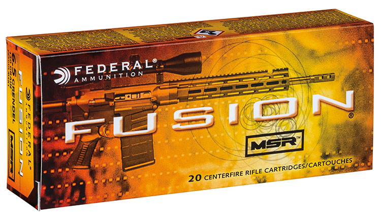 Federal Offers Fusion MSR 6.5 Grendel Load