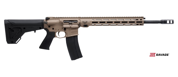 Savage Introduces All-New 224 Valkyrie Modern Sporting Rifle – AR15