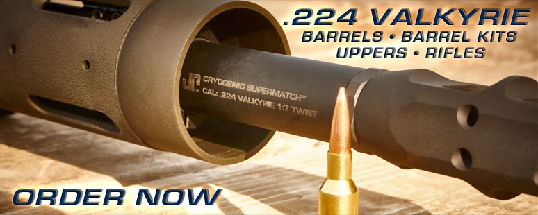 JP Enterprises Announces Pricing and Shipping Details for the New .224 Valkyrie