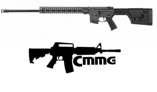 CMMG Will be Chambering the New .224 Valkyrie in the Mk4 DTR2 AR15