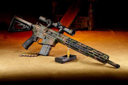 Wilson Combat's NEW .458 HAM'R AR Carbine