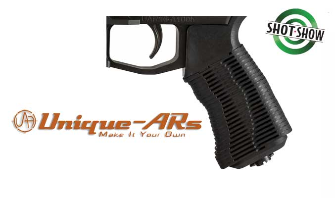 New Unique Grips for Your AR from Unique ARs